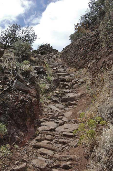 Alter Königsweg, Camino Real im Südosten von Gran Canaria