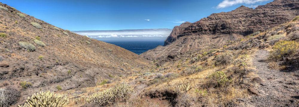 Sommerwanderung im Südwesten von Gran Canaria