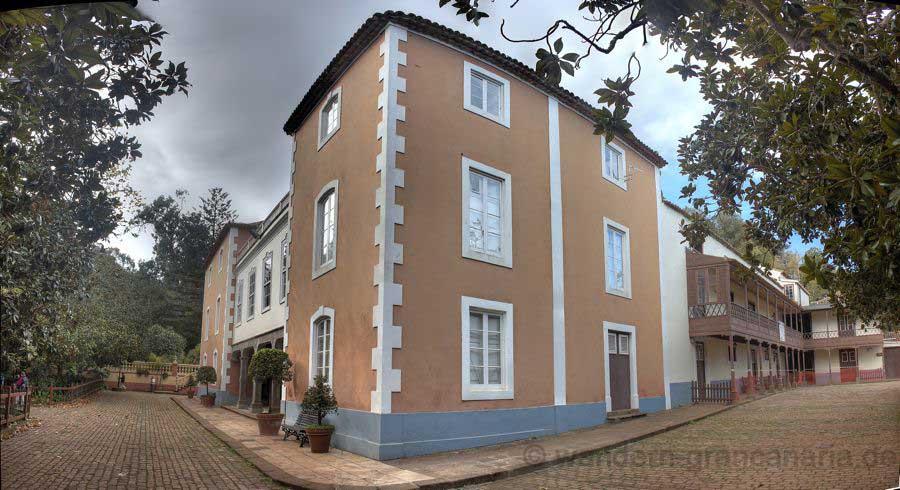 Herrenhaus des Gutsbesitzes von Osorio