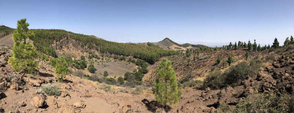 Vulkankrater La Caldereta, Gran Canaria