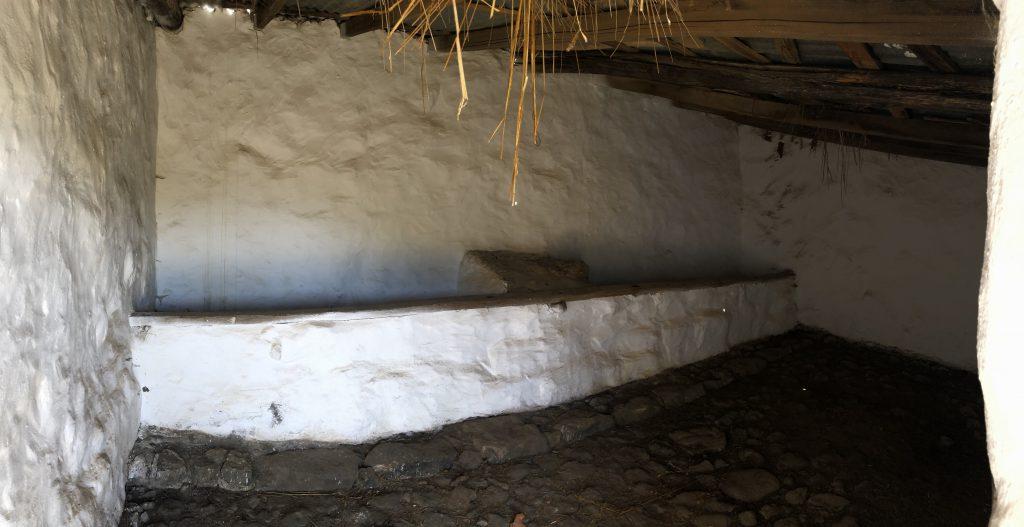 Stall in einem alten Bauernhaus im Osten von Gran Canaria
